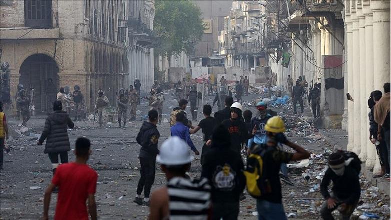Irak protestoları: Ölenlerin sayısı 350'ye yükseldi
