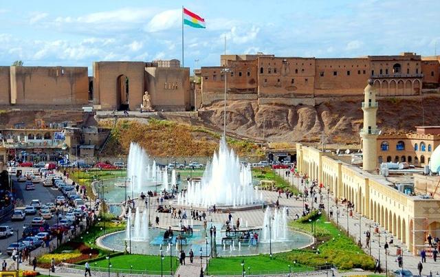 Erbil'de koronavirüse karşı tedbirler artırılıyor