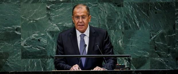 Lavrov Libya için: Bütün sorunların çözüleceğini ima etmedik