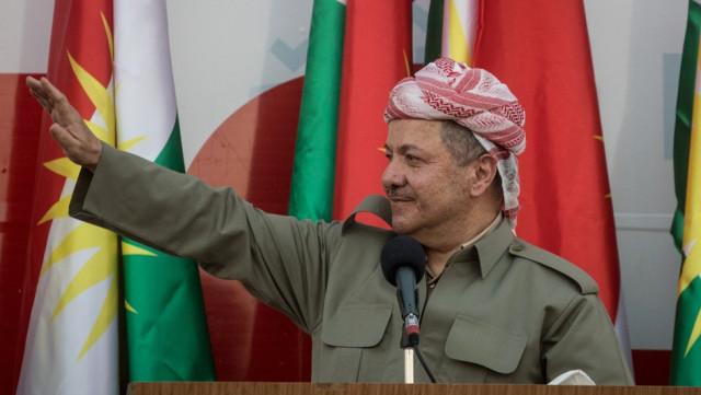 'Başkan Barzani'nin ismini ağzına almadan önce besmele çekmeli'