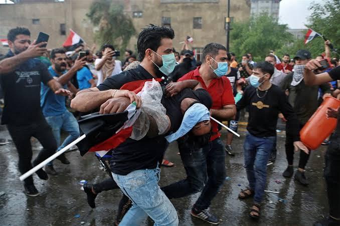 Irak'ta isyan durulmuyor:5 Ölü