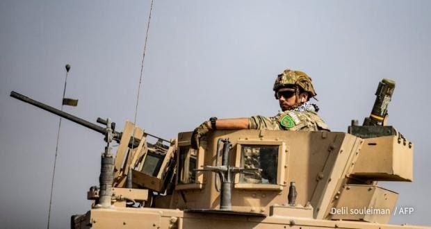 Geri çekilen ABD askerinden Kürtlere mesaj