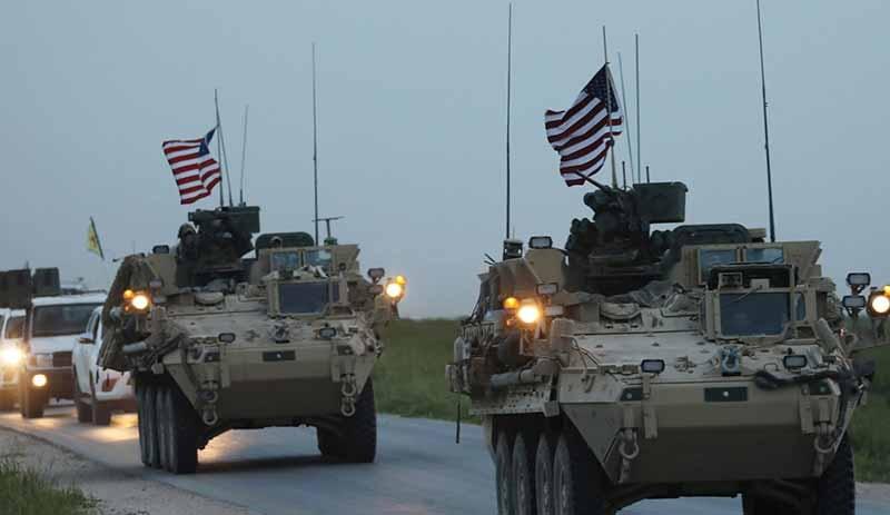 Çekilen ABD askerleri Rojava'daki üslerine geri dönüyor