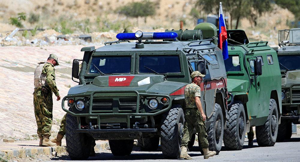 Rojava'da ilk Rus-Türk devriyesi başladı