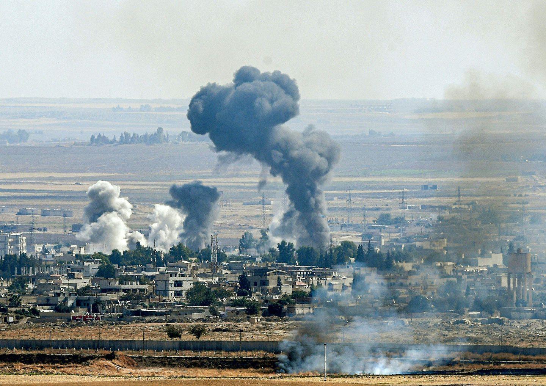 Anlaşmaya rağmen Türk bombardımanı devam ediyor