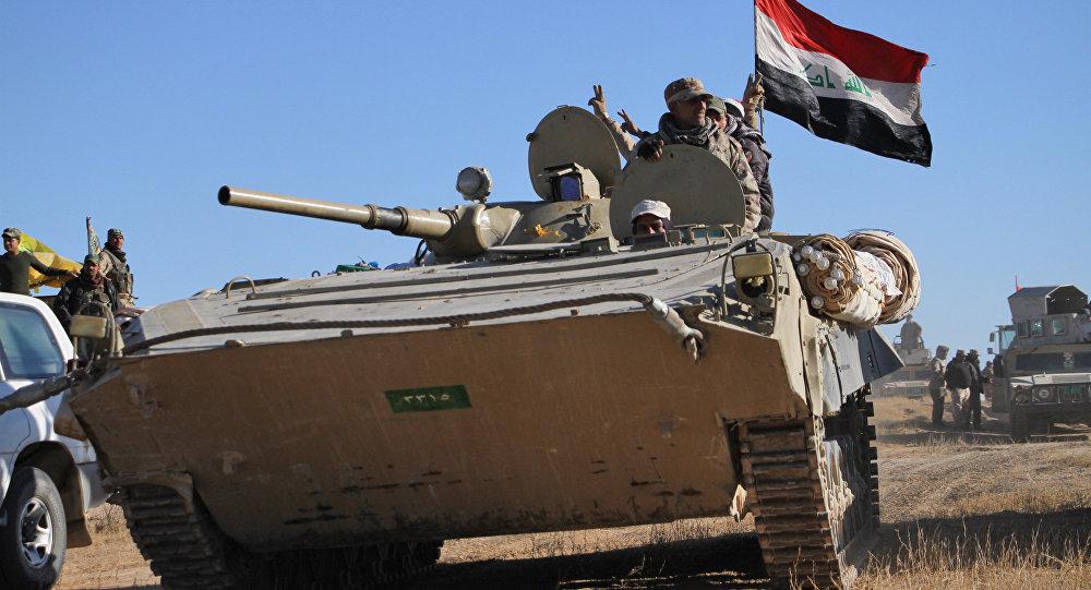 Irak ordusu takviye güç gönderdi