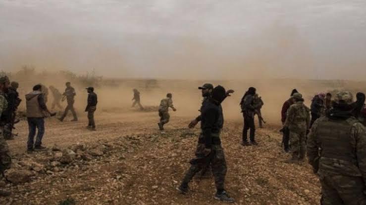 ÖSO'dan Kürt güçlere kumpas: Bölgeye güç sevk edildi!
