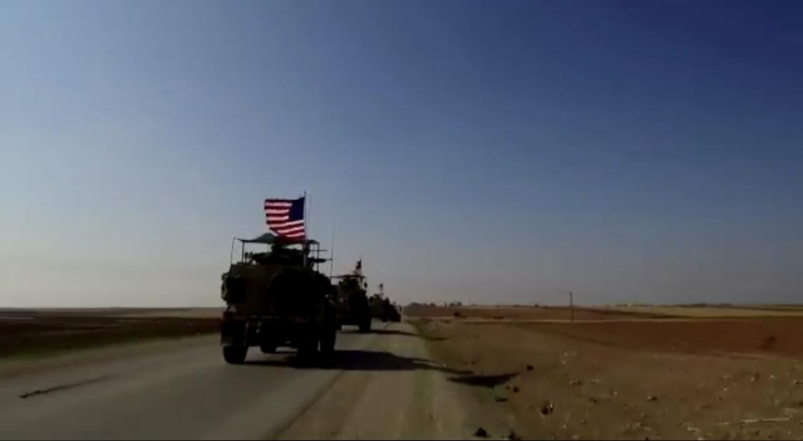 ABD kuvvetlerinden Rojava'da ikinci devriye