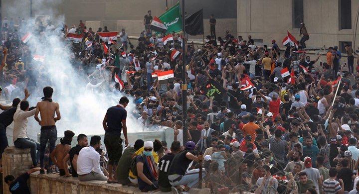 Irak'ta bilanço ağırlaşıyor: 11 bin yaralı 250 ölü!