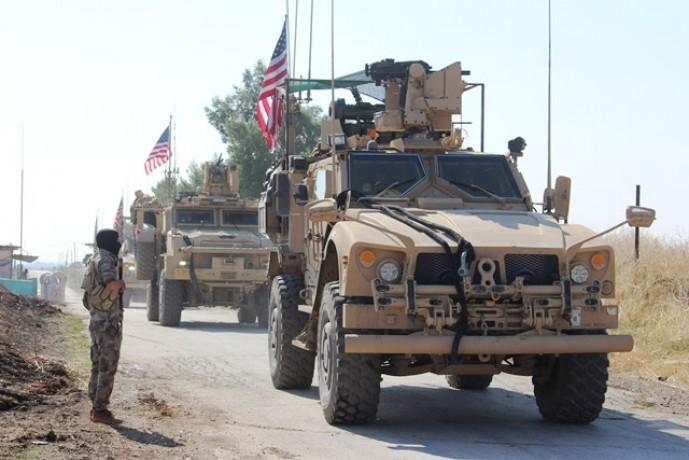ABD, DSG ile Tirbespiyê'de ortak devriye düzenledi