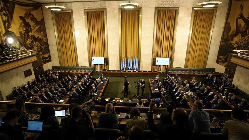 Suriye Anayasa Komitesi toplantılarının ikinci turu başladı