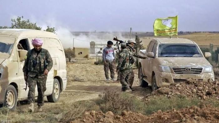 Serekaniyê'de Rejim, DSG ve ÖSO arasında çatışma