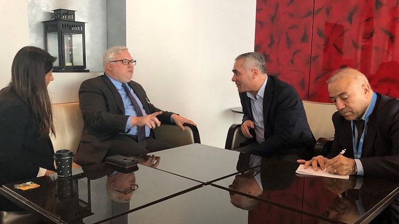 ENKS heyeti, ABD ile Rojava'yı görüştü