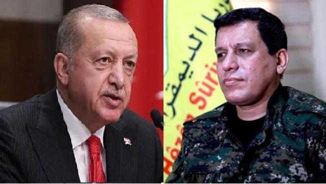 Erdoğan'dan Kobane açıklaması: ABD bize teslim etmeli