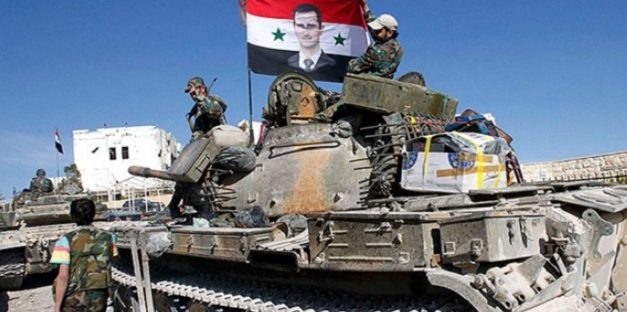 Esad güçleri, Serekaniyê bölgesine girdi