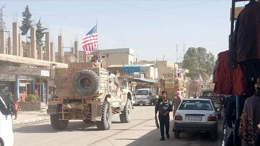 ABD, Haseke'deki hava üssünü bombardımanla imha etti