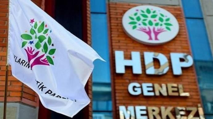 HDP'ye yönelik Türkiye Meclisi'nde bir ilk!