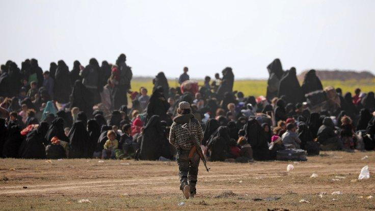 Irak ve Suriye'den IŞİD'e ilişkin yeni anlaşma