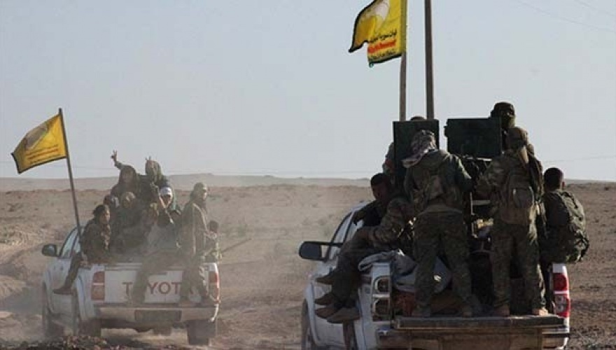 DSG: Serekaniyê'de silahlı güçlerimiz kalmadı