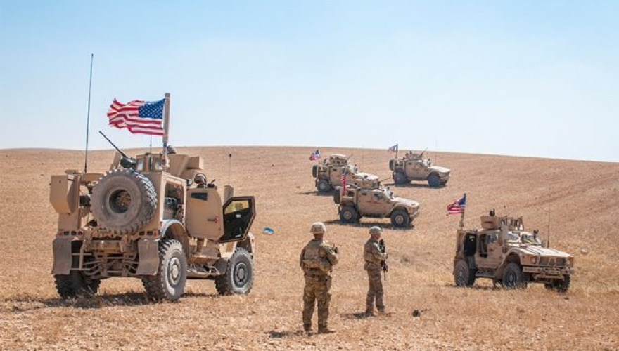 Reuters: ABD, Türkiye-Suriye sınırında devriye başlattı
