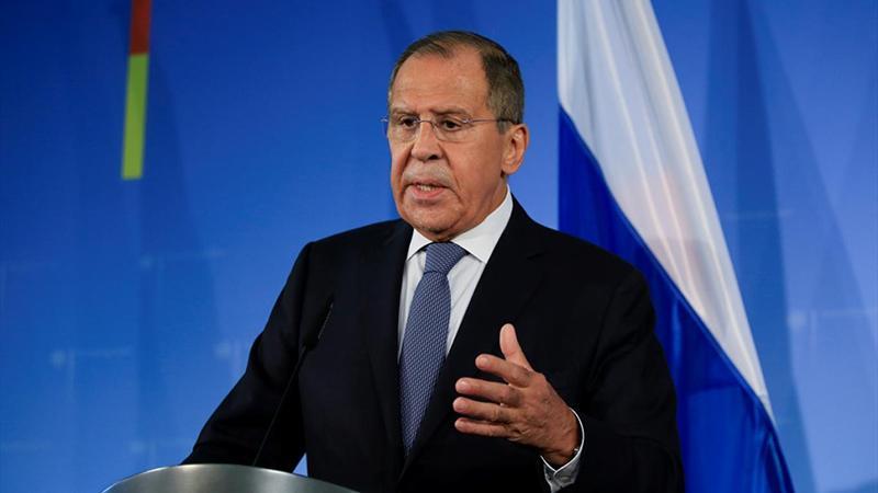 Rusya | Sergey Lavrov'dan Suriye açıklaması
