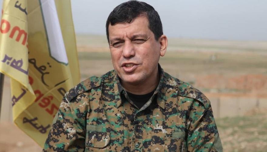 Türkiye'den Mazlum Kobane'ye yönelik açıklama