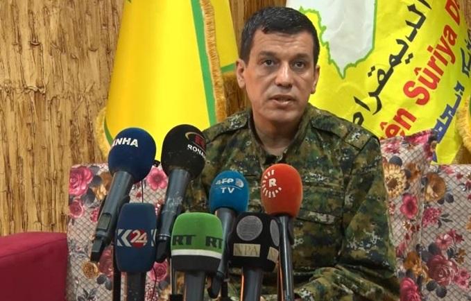Mazlum Abdi'den Rojava için çarpıcı açıklama