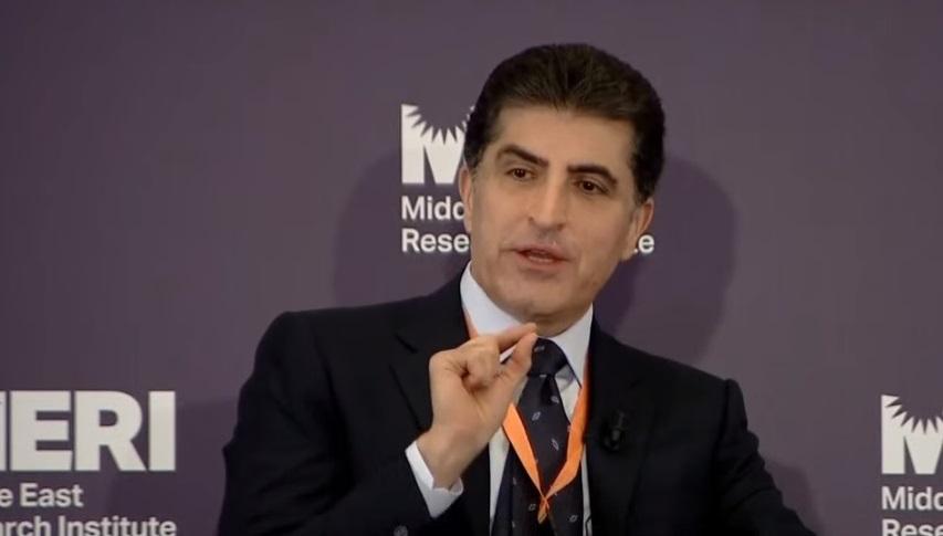 Başkan Barzani'den DSG ve Mazlum Kobane açıklaması
