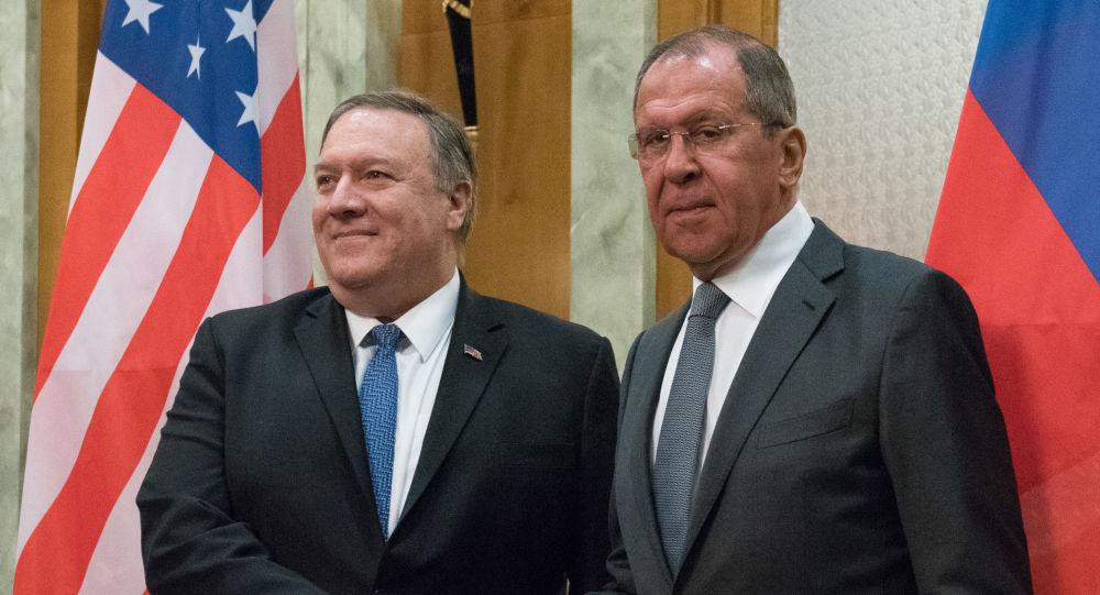 Lavrov ve Pompeo, Rojava mutabakatını görüştü