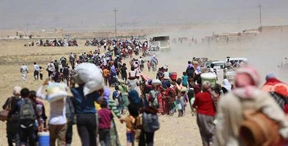 Türkiye Rojava'ya mültecileri yerleştirmeye başladı