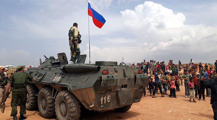 Rusya: Kürtler çekilme garantisi vermeli, petrolü Şam kontrol etmeli