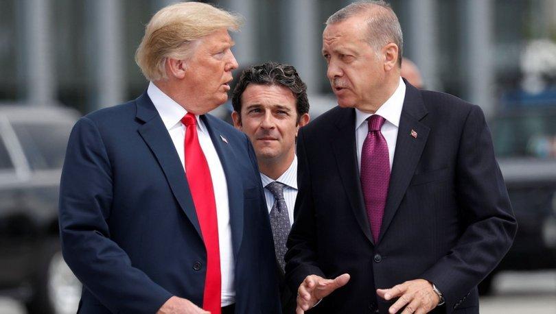 Erdoğan'dan Trump'ın açıklamasına yanıt