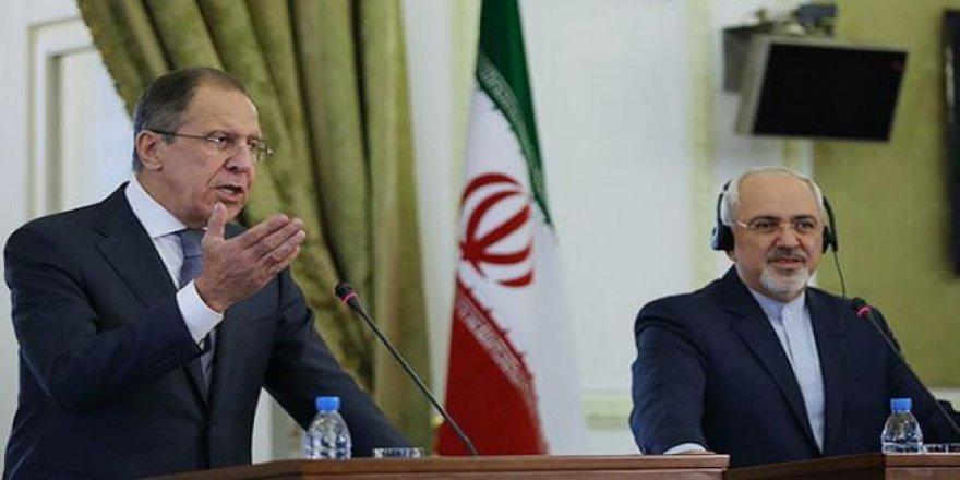 Rusya ve İran'dan DSG ve Şam anlaşmasına vurgu
