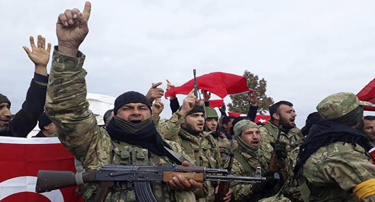Türkiye'ye suçlama: Nefret ve kan hırsıyla dolu
