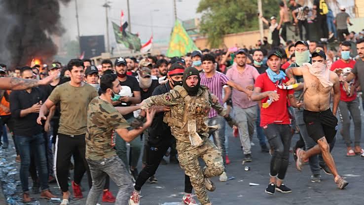 ABD, Irak'taki ölümlerden İran'ı sorumlu tuttu