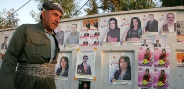Kürtlerin seçim zaferi sonrası, seçimlere iptal