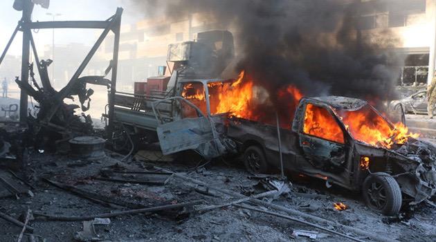 Gire Spi'de patlama: 4 Ölü