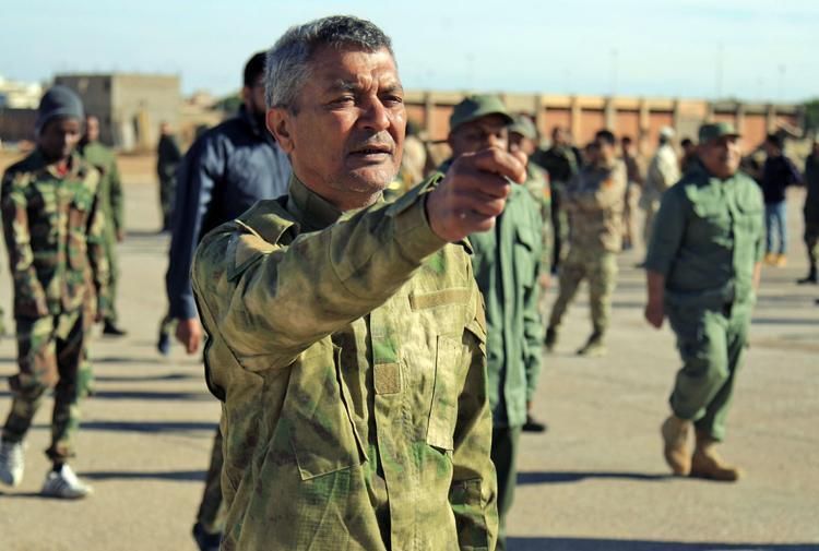 Libya   Bloomberg'den Türkiye'ye yönelik flaş iddia!