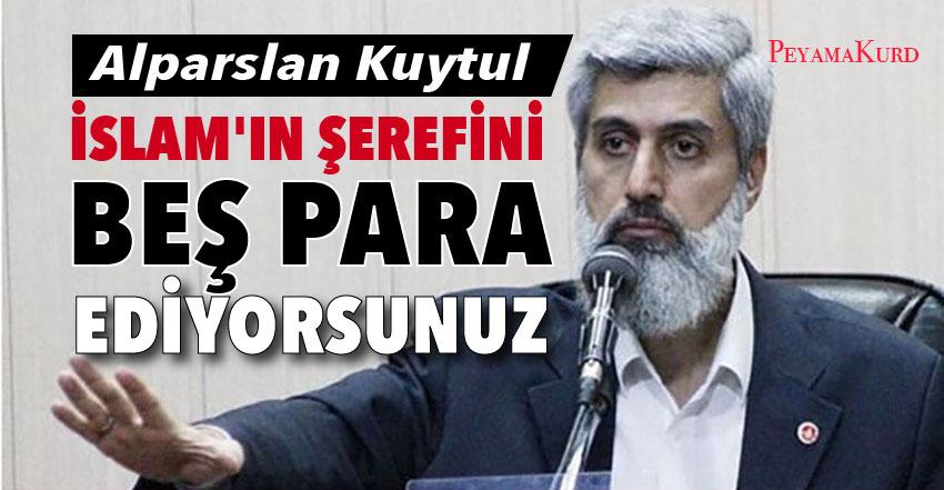 Alparslan Kuytul: AKP ve derin güçler ile karşı karşıya kaldım!