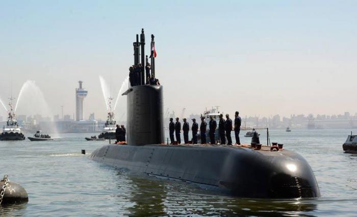 Mısır, Akdeniz'e donanma sevk etti: Çemberde Türkiye mi var?