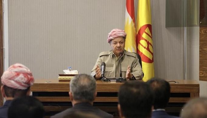 Başkan Barzani: Eğer ABD'nin amacı Kürtleri savunmak ise...