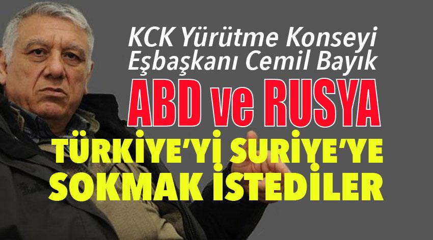 Bayık, Türkiye'yi 'demokratikleştirebilecek' mi?