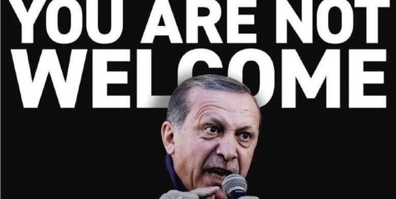 Kürtler, ABD'de Erdoğan'ı böyle karşılayacak