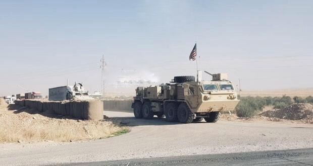 ABD güçleri Kobane'deki üsten ayrıldı
