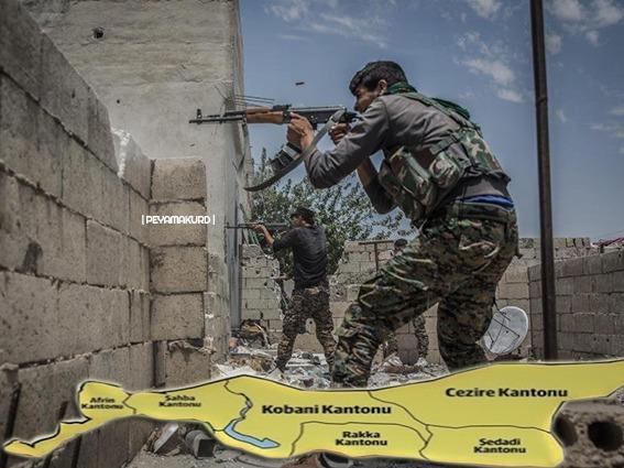 Kürt güçler, 5 köyü daha kurtardı
