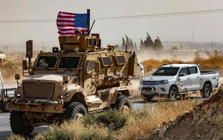 ABD güçleri, Rojava'da yeniden operasyonlara başladı