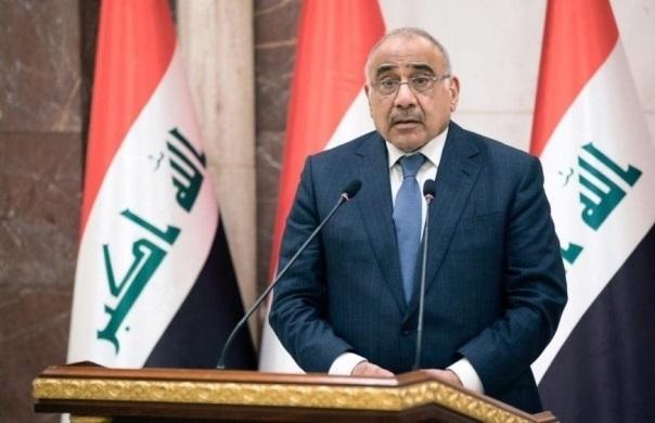 Abdulmehdi, istifasını resmi olarak parlamentoya sundu