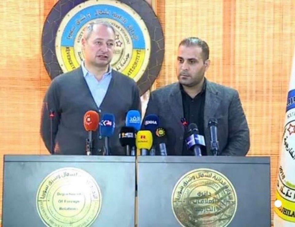 Avrupalı Parlamenter: Rojava'nın demografik değişimi önlenmeli