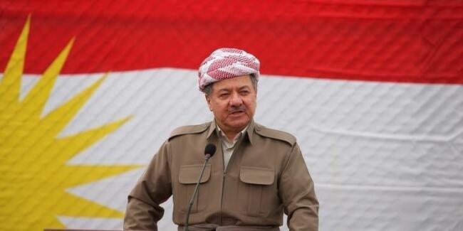 Başkan Barzani'den Adnan Paçacı için başsağlığı mesajı