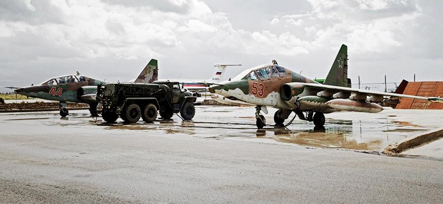 Rusya, Rojava ve Suriye'de hava devriyesi gerçekleştirdi